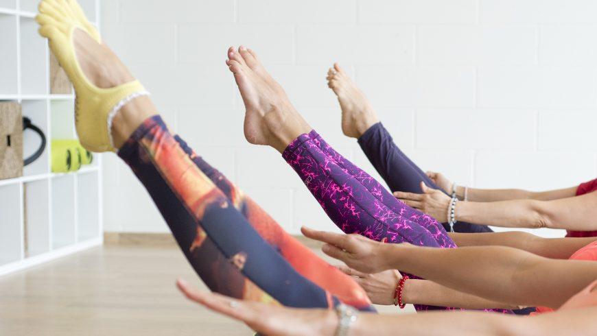 Laupäevased Pilatese matitreeningud nüüd kell 12.00!