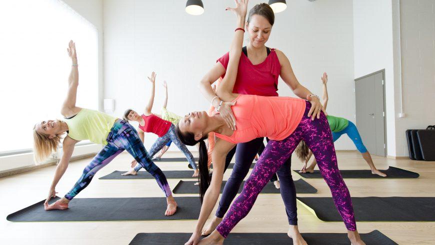 Ashtanga jooga workshop pühapäeval, 14.01 kell 14.30-17.30!