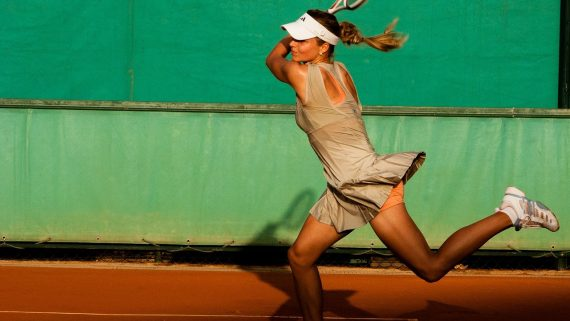 PILATES + TENNIS= PERFECT MATCH