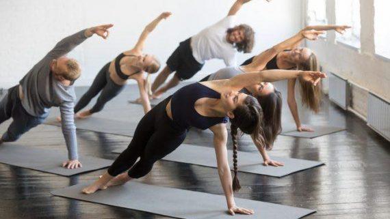 Esmaspäeviti Pilates 18:30 ja BodyBalance 19.30!